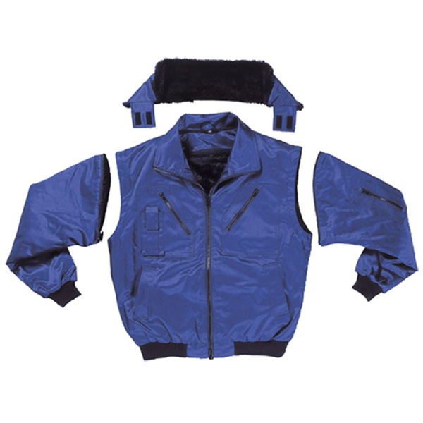 4 in 1 Pilotenjacke
